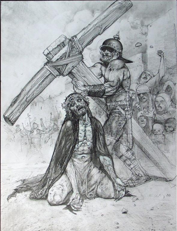 biblical sketches - photo #12