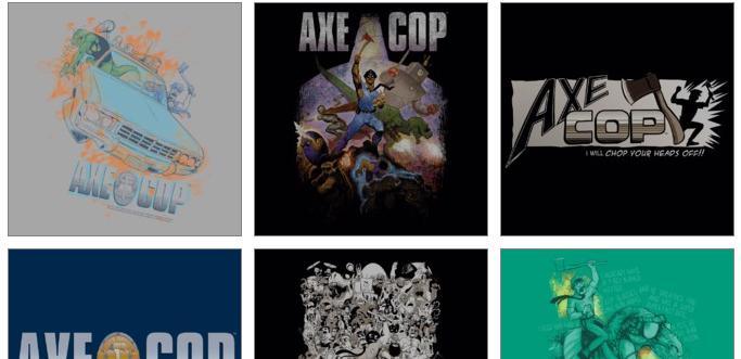 Popfunk T-shirts