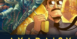 Axadaisy - The creators of Lackadaisy and Axe Cop interview each other
