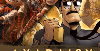 Axadaisy Part 2: The Creators of Lackadaisy and Axe Cop Interview Each Other Some More