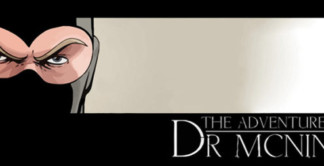 WebComic of the Week: Dr. McNinja