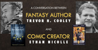 A Conversation With Fantasy Novelist Trevor H. Cooley