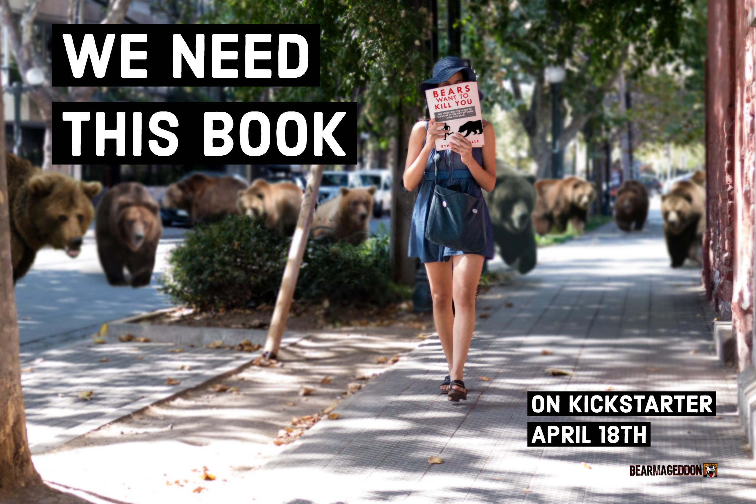 Check out my Kickstarter!