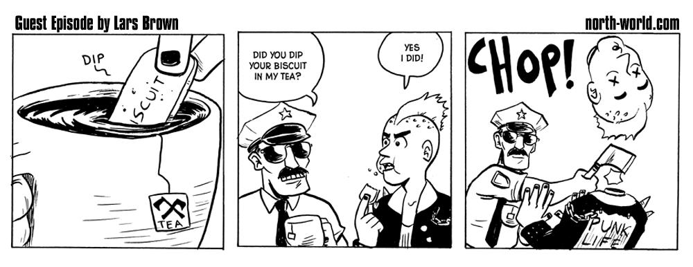 Axe Cop Guest Episode #28